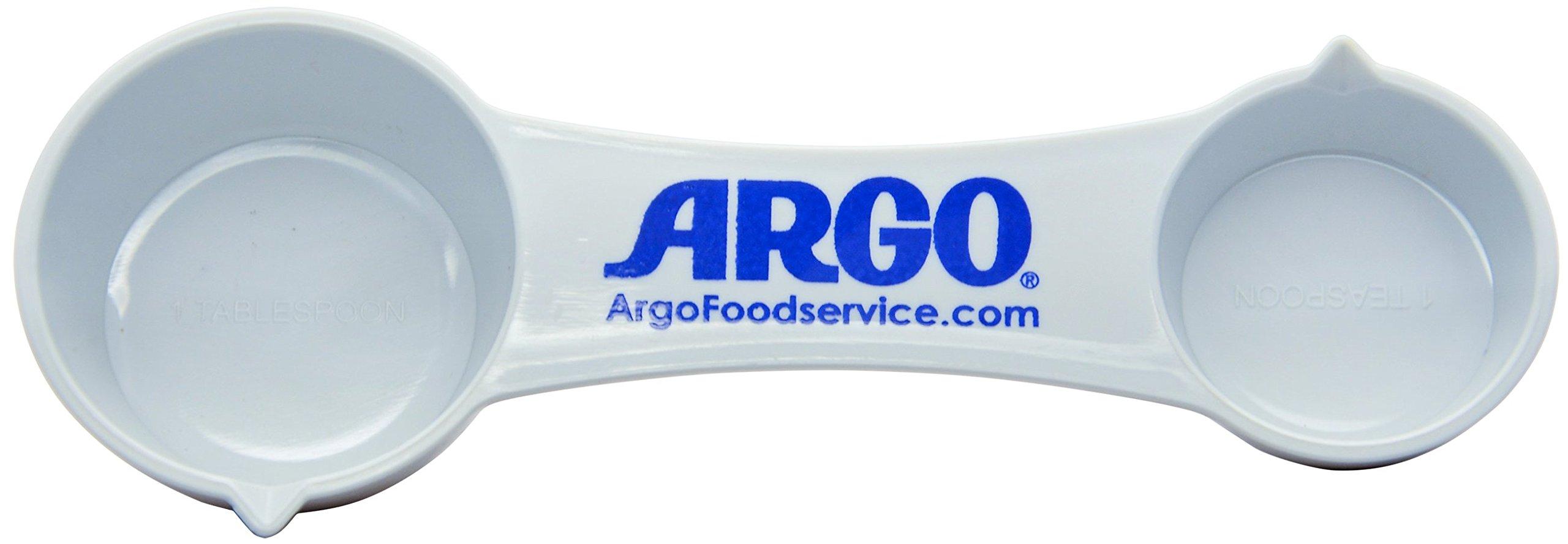 Argo Corn Starch Powder Pure 25 Pound Foodservice Bag and Argo Measuring Spoon by ARGO (Image #3)