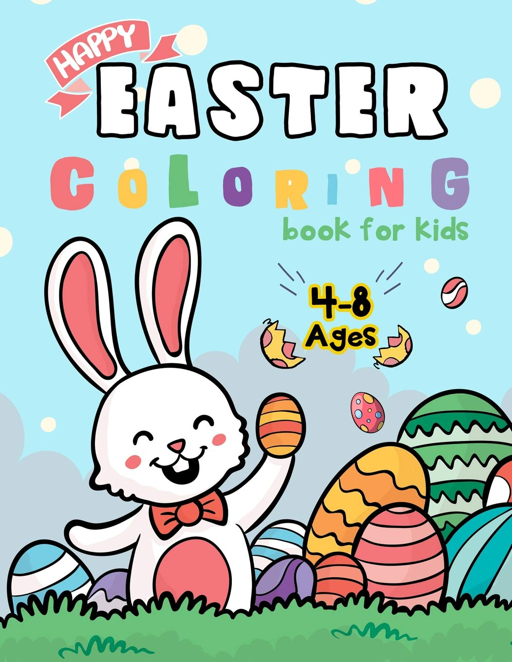 Happy Bunny Coloring Pages - Coloring Home | 1360x1051