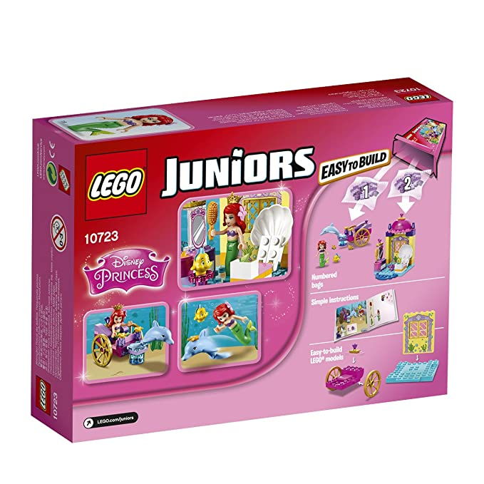 1 x LEGO® 10723 Juniors Aufbauanleitung Instruktion Neu.