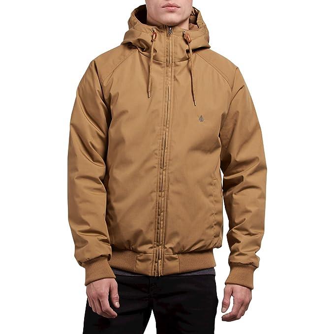 Amazon.com: Volcom Hernan - Chaqueta con capucha para hombre ...