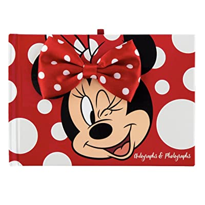 DisneyParks Minnie Mouse Autograph and Photograph Book: Toys & Games