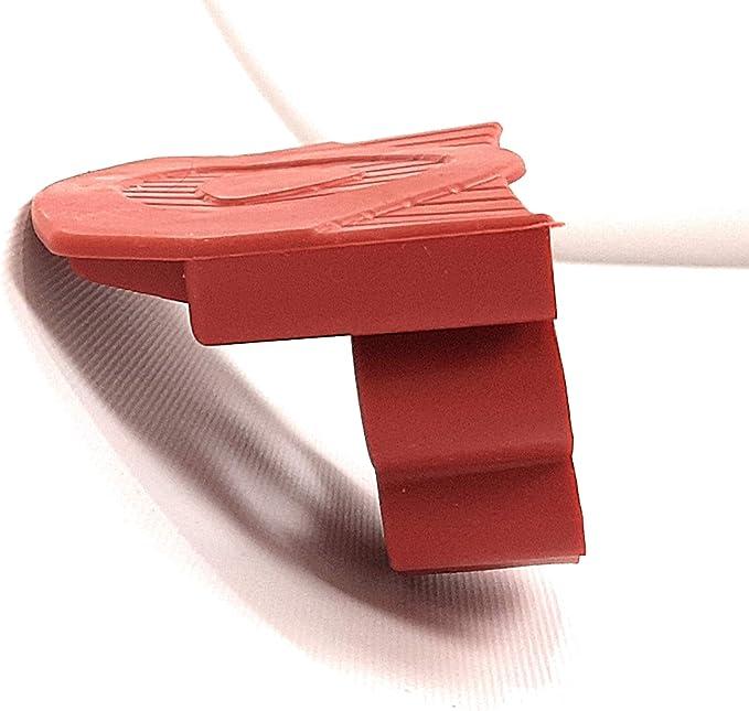 Stoßdämpfer Aufhängung Lattenrost Lattenhalter Sbs Ersatzteile Für Lattenrost Latten 38 25 Mm 1 Stück Lange Kappe Küche Haushalt