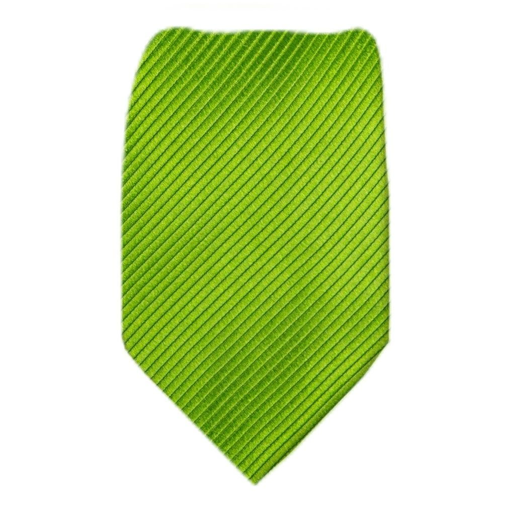 Boys Silk Solid NeckTie Ties