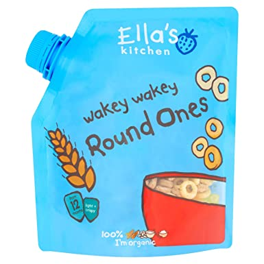 99a7f39681644 Ella s Kitchen Round Ones 46 g (Pack of 4)  Amazon.co.uk  Grocery