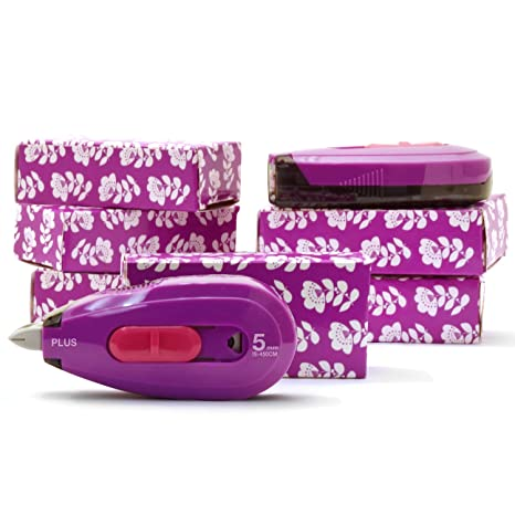 Amazon.com : Guard Your ID CAMO Tape Identity Theft Prevention Security Stamp 6 Piece Purple (38872) : Office Products