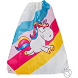 42x34cm Mermaid Fashion Drawstring Bag Backpack Gym Sack Gift Idea Women Kids