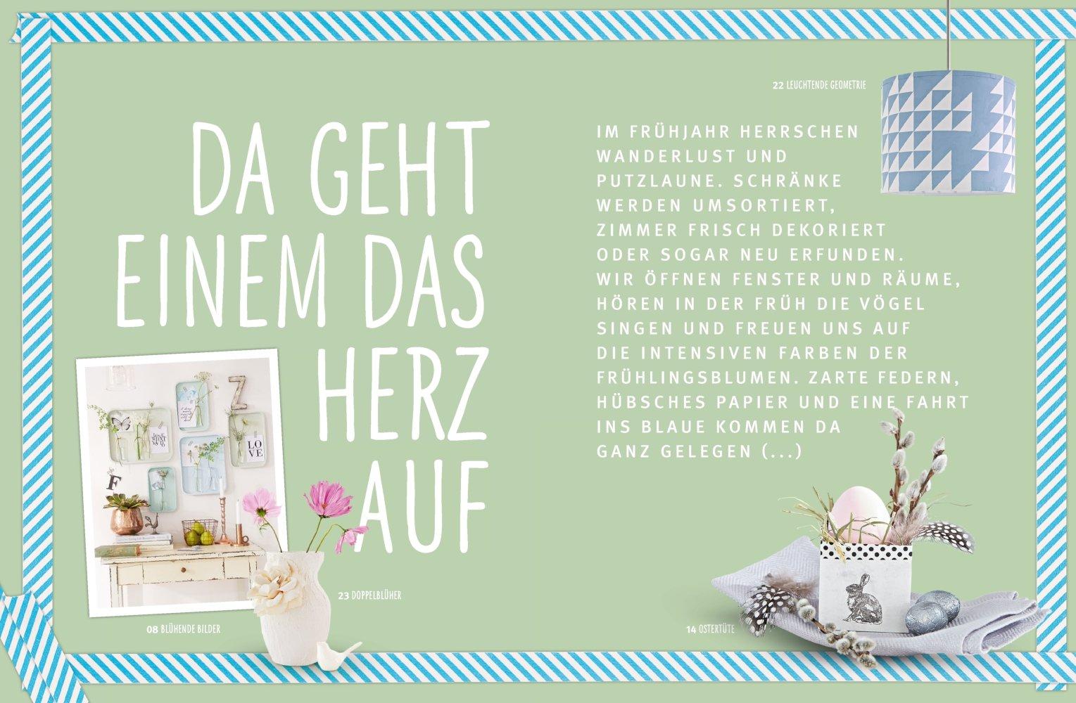 Deko it yourself. Das Wohnbuch für Selbermacher mit Schnittbogen GU ...