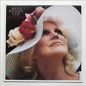 Miss Peggy Lee Sings The Songs Of Cy Coleman [LP]