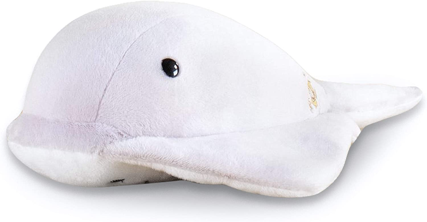 Bellzi Stingray Stuffed Animal Plushie - Soft Kawaii Plush Toy - Cute Plushies for All Ages - Stingi