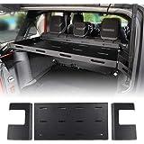 RT-TCZ for Jeep JK JL Interior Rear Cargo Basket Rack Solid Metal Luggage Storage Carrier for 2011-2018 Jeep Wrangler JK…