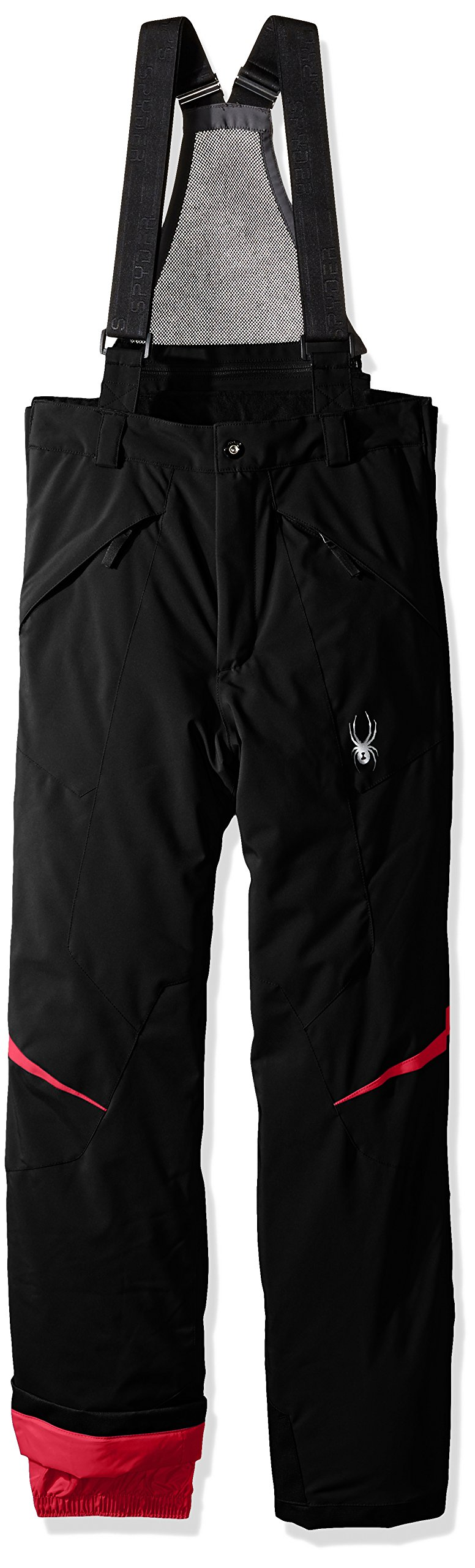 Spyder Boys Force Pants, Size 8, Black/Formula