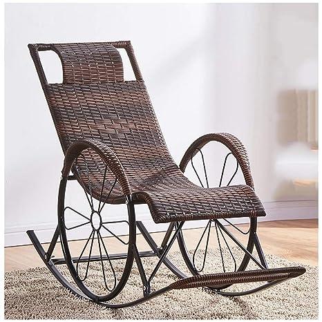 Amazon.com: Sdywsllye - Mecedora reclinable para jardín ...