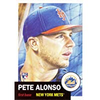 $24 » 2019 Topps Living Set Baseball #176 Pete Alonso Rookie Card New York Mets - Only 8,695 made!
