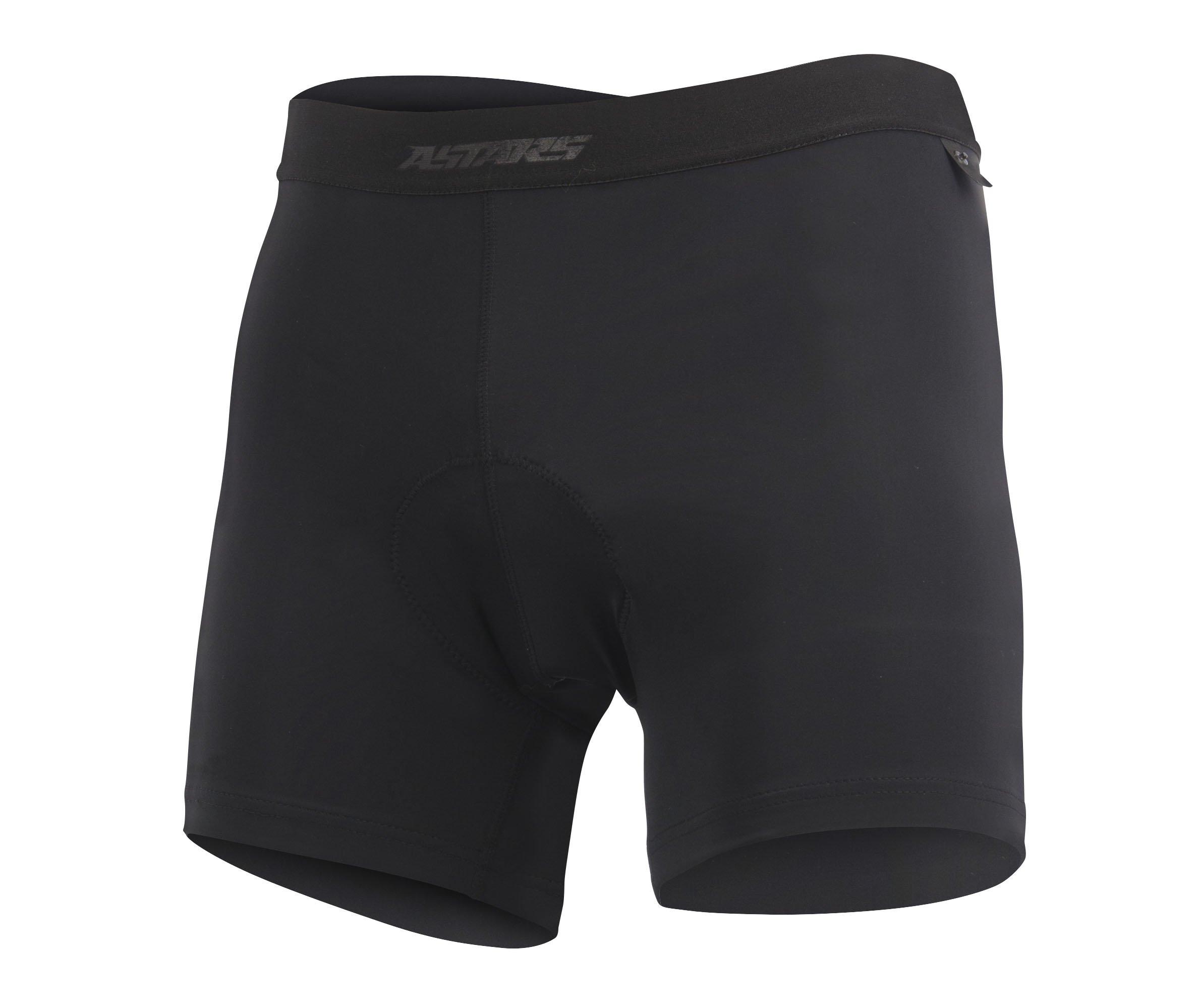 Alpinestars Men's Inner Pro Shorts, Black, Small