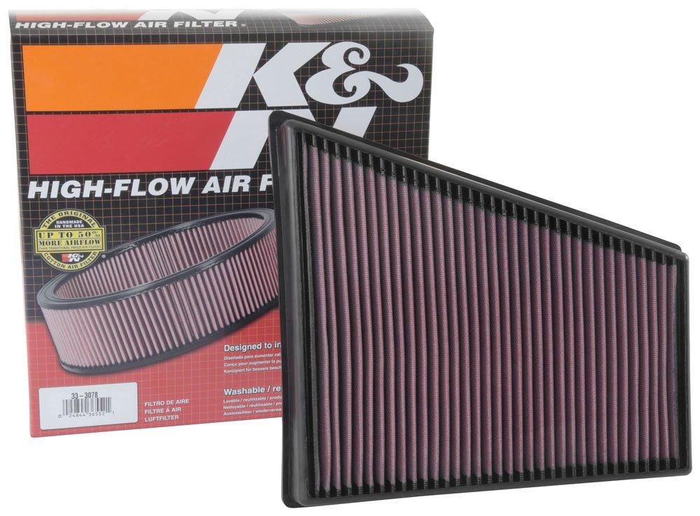 Filtro de aire filtro k/&n filters 33-2767