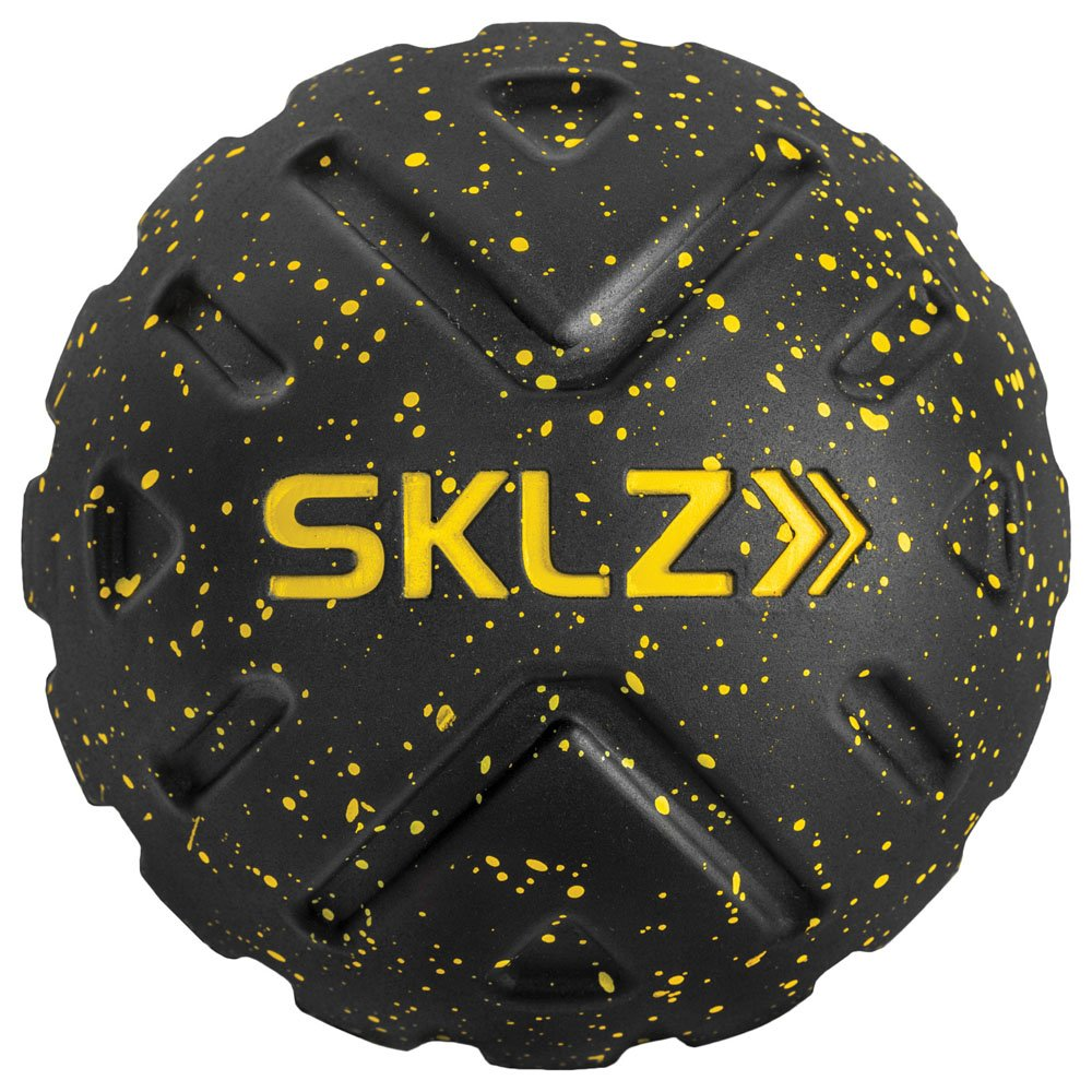 SKLZ Massage Balls - Deep Tissue Massager for Trigger Points, Myofascial Release, Physical Therapy, Pain Relief, Sore Muscles, and Faster Recovery. (2.5-inch, 5-inch, Dual Point, Universal)