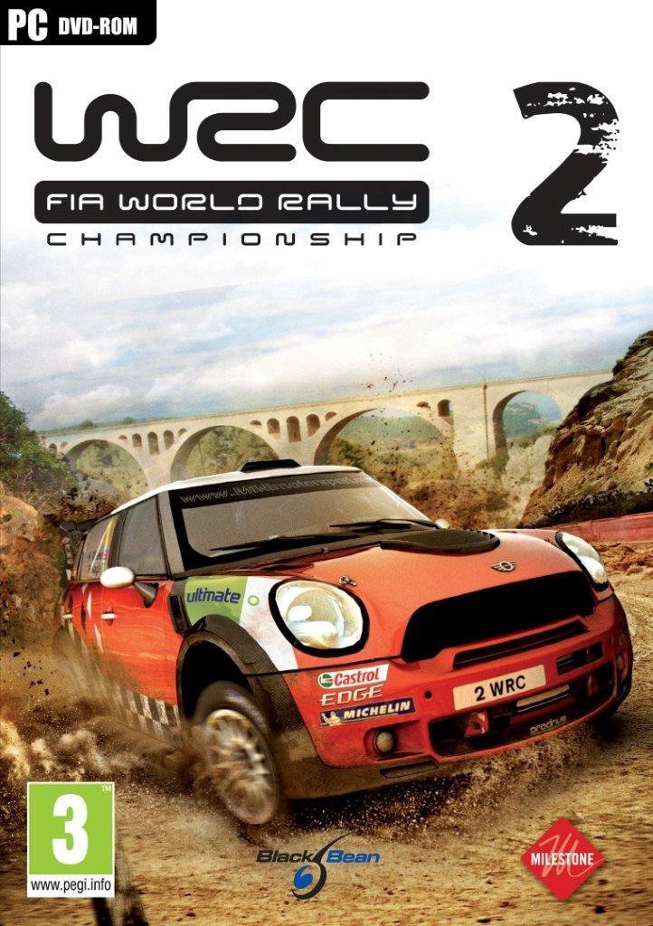 WRC 2: FIA World Rally Championship pc dvd-ის სურათის შედეგი