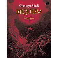 Requiem (Dover Vocal Scores)