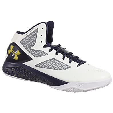 1bc6c11cd9da Image Unavailable. Image not available for. Color  Under Armour Men s  Basketball Shoes TB ClutchFit Drive 2 White ...