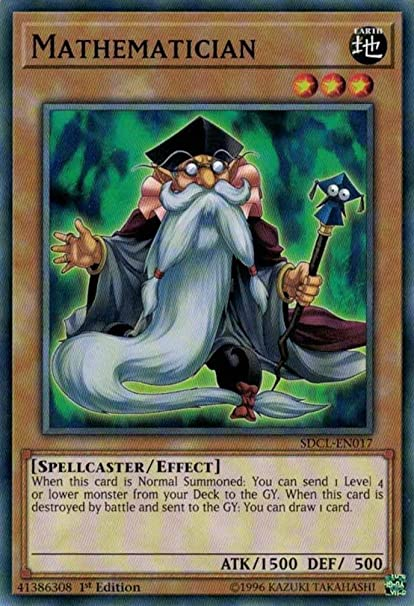 Summoner Monk SDHS-EN017 Common Yu-Gi-Oh Card 1st Edition New