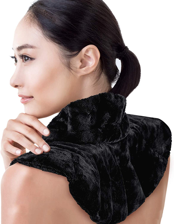Amazon.com: Almohadilla de calefacción para cuello y hombros ...