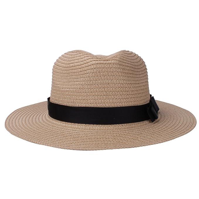 Cappello da sole floscio di paglia 9dc79781fc69