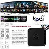 M8 Quad Core Android 4.4 Smart Set Top TV Box XBMC 3D Blu-ray 4K Streaming Media Player Miracast DLNA Receiver Amlogic S802 AML8726-M8 Cortex A9@ 2GHz 2GB Ram 8GB Rom Mali450 GPU 4K HDMI 2.4G/5G Dual WiFi Ultra HD Mini PC
