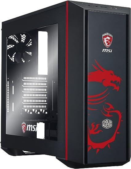 Cooler Master MasterBox 5 MSI Edition PC Geh/äuse