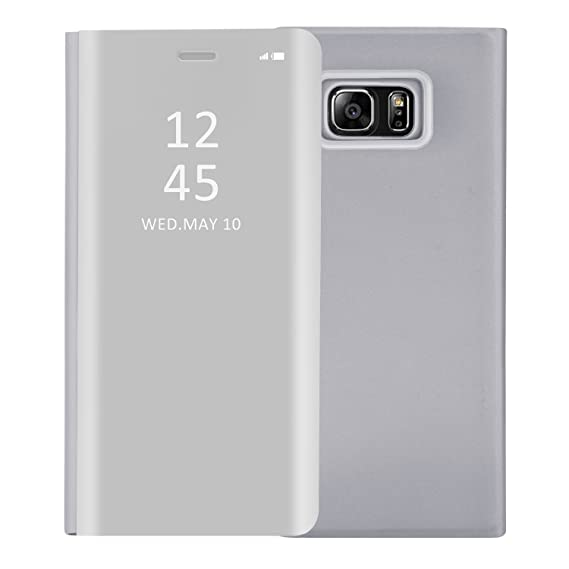 amazon com mupoo samsung galaxy s6 edge plus case, luxury smart