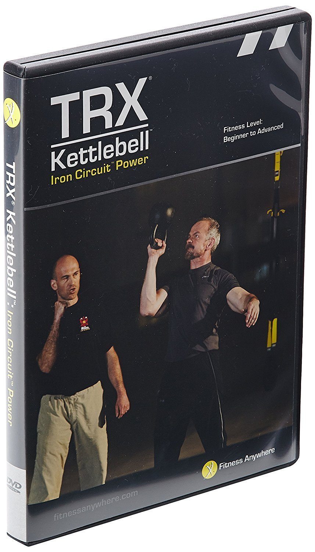 TRX Training Kettlebell: Iron Circuit Conditioning DVD