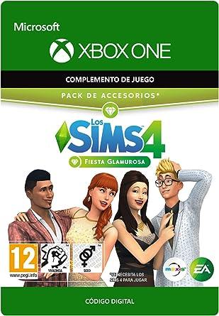 THE SIMS 4: LUXURY PARTY STUFF | Xbox One - Código de descarga ...