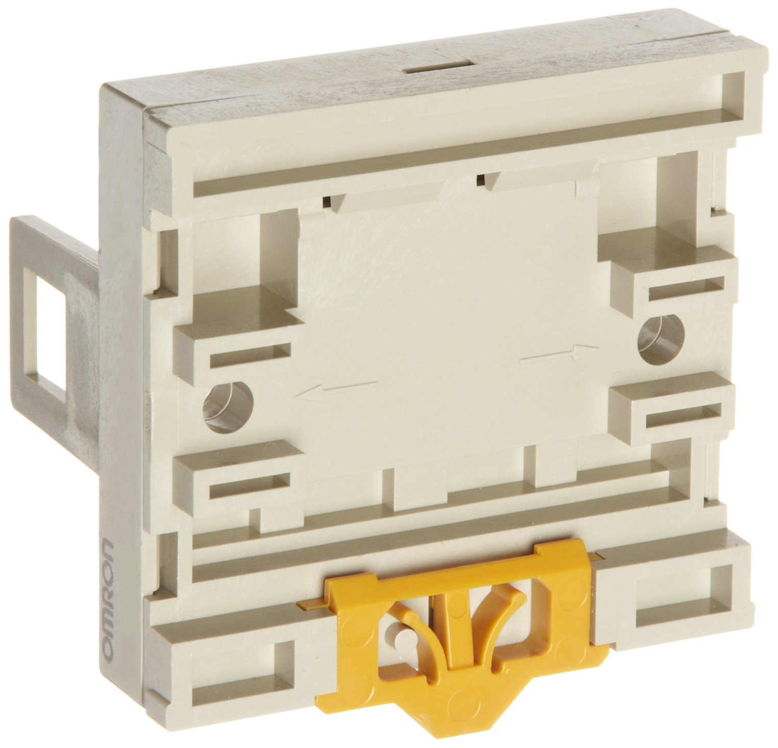 Omron P7LF-D General Purpose Adaptor, Track/Surface Mounting, For Use With G7L Series Relays