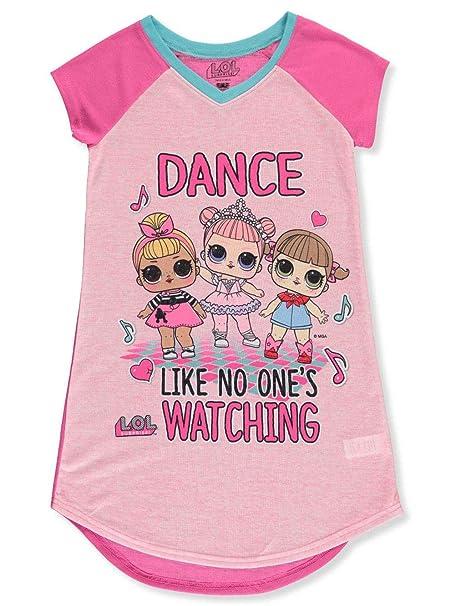 Amazon.com: LOL Surprise - Albornoz para niña, 4, Fucsia ...