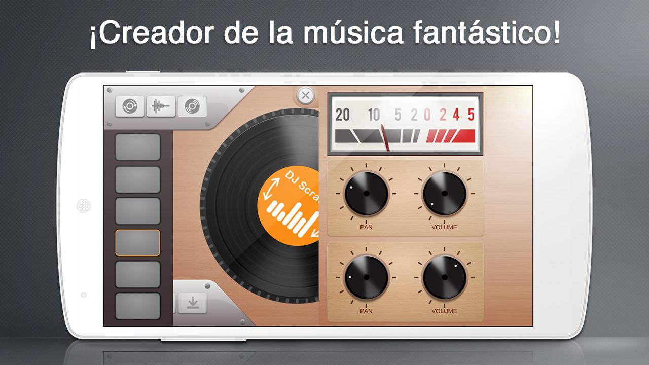 DJ Scratch Pad PLUS: Amazon.es: Appstore para Android