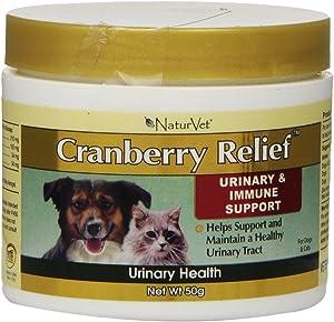 NaturVet Cranberry Relief, 1.76 Ounce