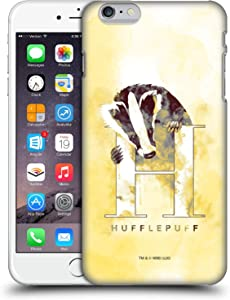 Head Case Designs Officially Licensed Harry Potter Hufflepuff Deathly Hallows XVI Hard Back Case Compatible with Apple iPhone 6 Plus/iPhone 6s Plus