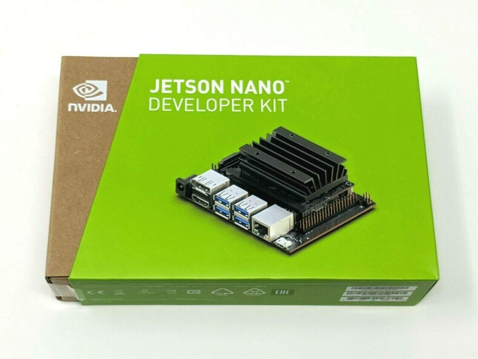 NVIDIA Jetson Nano Developer Kit (945-13450-0000-100)