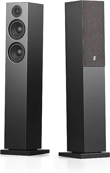 Audio Pro A36 - Altavoces estéreo inalámbricos Bluetooth para cine ...