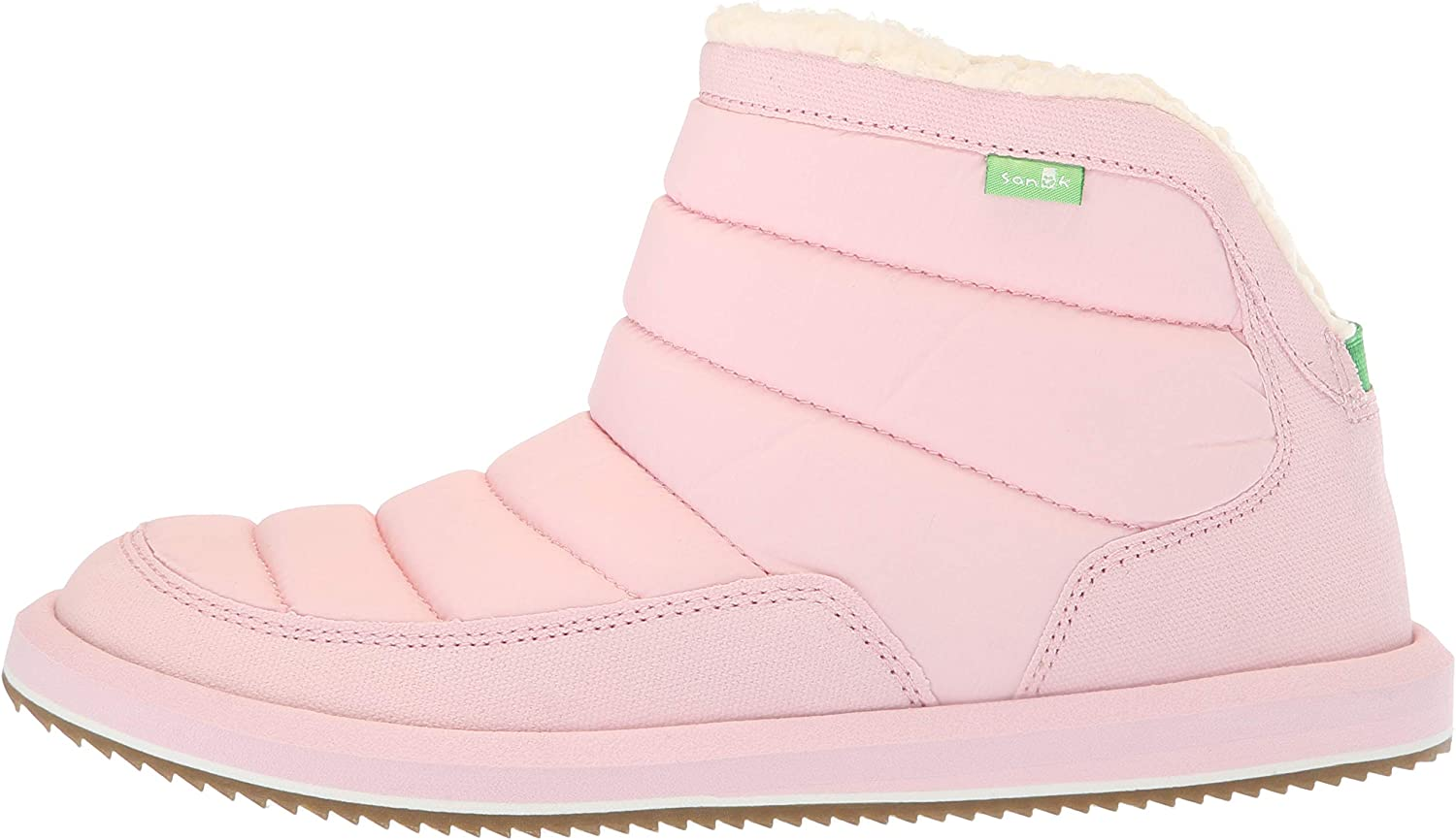 Sanuk Womens Puff N Chill Ankle Boot