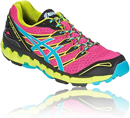 Asics Gel Fuji Sensor 3 Running Shoes