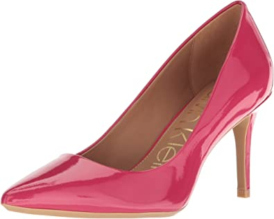 calvin klein shoes pink