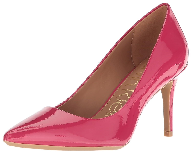 Calvin Klein Women's Gayle Pump B077J3LZ48 7.5 B(M) US|Hibiscus Pink
