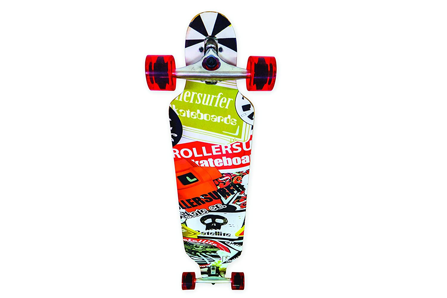 Siva 90152 - Longboard Drop Race