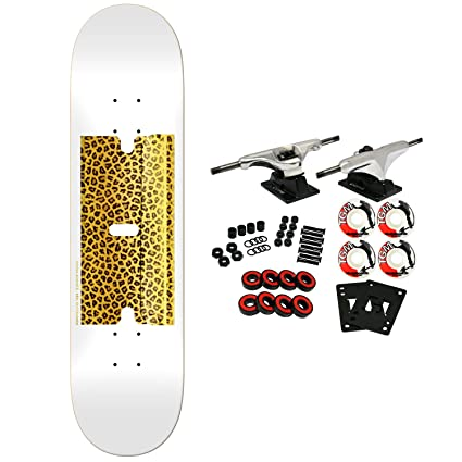 e00a8a713f1c2 Amazon.com : Real Skateboard Complete Busenitz Furry Fun 8.06 ...