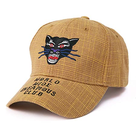 Gorra de béisbol Cabeza de Lobo Gorra Casual Pareja Protector ...