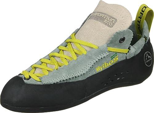 La Sportiva Mythos Eco Woman Green Bay, Zapatos de Escalada para Mujer, Verde 000, 41.5 EU: Amazon.es: Zapatos y complementos