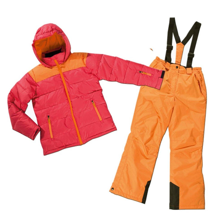 Mädchen Skianzug Skijacke + Skihose in verschiedenen Größen und Farben