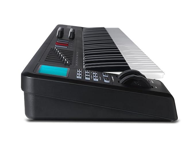 Amazon.com: Alesis QX61 | 61-Key Advanced USB/MIDI keyboard Controller: Musical Instruments