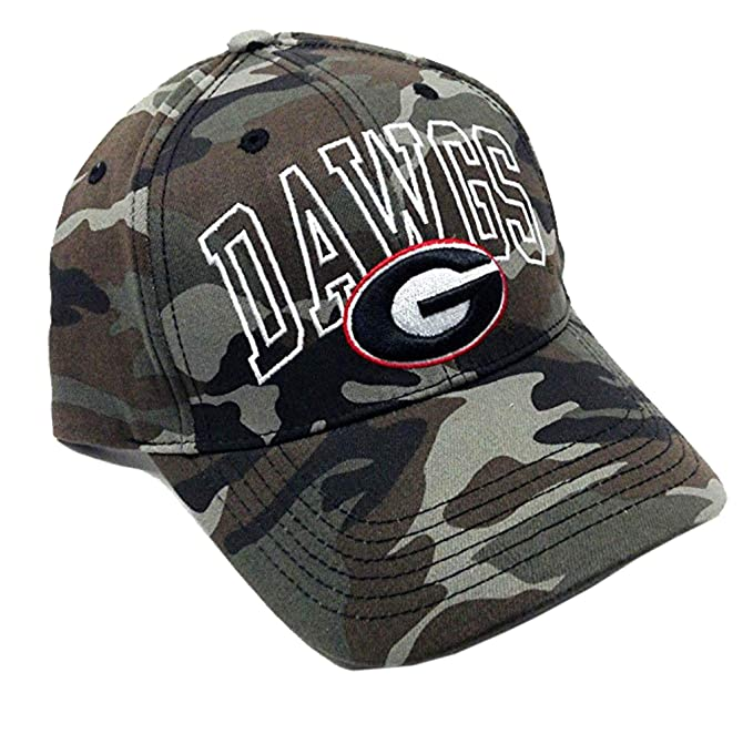 e33ff574944 Amazon.com  NCAA Wide Out Grey Camo Adjustable Hat (University of ...