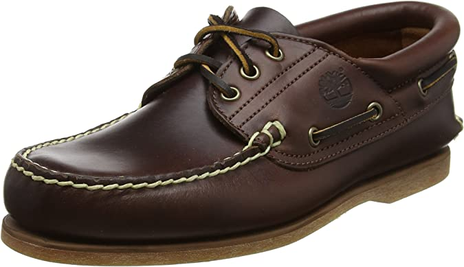 Timberland Classic 3 Eye Padded, Náuticos para Hombre
